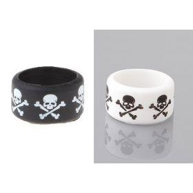 Кольцо защитное для атомайзеров Skull Head