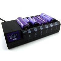 Зарядное устройство Efest Blu6 bluetooth