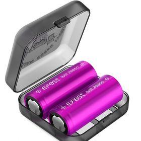Бокс для аккумуляторов 26650 Efest 2 Batteryman