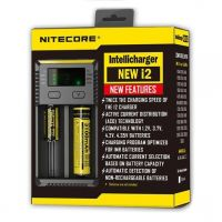Универсальное зарядное устройство Nitecore NEW i2