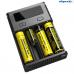 Универсальное зарядное устройство Nitecore NEW i4
