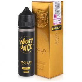 NASTY JUICE TOBACCO - GOLD 60мл.
