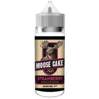 MOOSE CAKE - Strawberry 100мл.