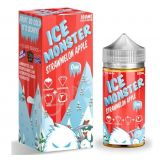 ICE MONSTER - StrawMelon Apple 100мл.