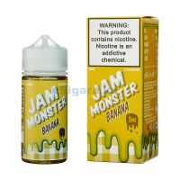 JAM MONSTER - Banana 100мл.