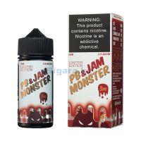 JAM MONSTER - PB Strawberry 100мл.