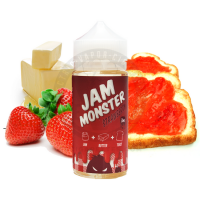 JAM MONSTER - Strawberry 100мл.