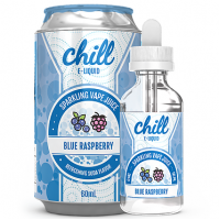 CHILL - Blue Raspberry 60мл.