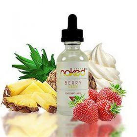 NAKED 100 - Cream Berry Lush 60мл.