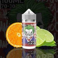 VAPE JOKER - Orange Lime 100мл.