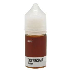 EXTRA SALT - Brown 30мл. жидкость