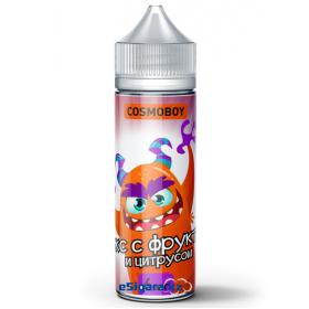 COSMOBOY - Кекс Фрукты Цитрус 100мл. жидкость