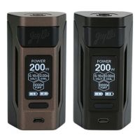 Батарейный мод Wismec Reuleaux RX2 20700 200W оригинал