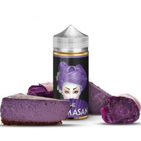 MAMASAN - Purple Cheesecake 100мл.