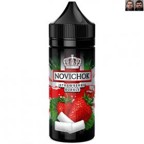 NOVICHOK - Strawberry Bubble 100мл.