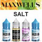 Maxwell's Salt 30мл. жидкость на солевом никотине