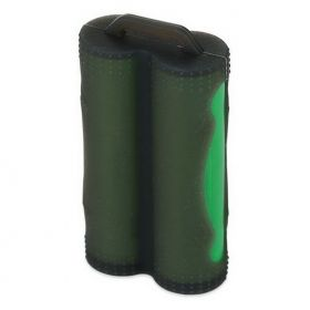 Бокс чехол для аккумулятора 2*18650 силикон