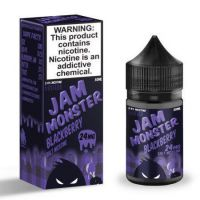 JAM MONSTER SALT - Blackberry 30мл.