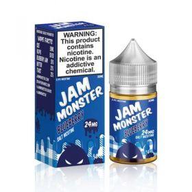JAM MONSTER SALT - Blueberry 30мл.