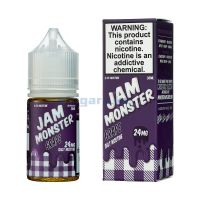 JAM MONSTER SALT - Grape 30мл.