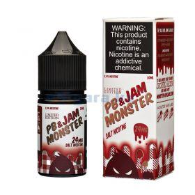 JAM MONSTER SALT - PB Strawberry 30мл.