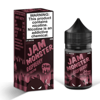 JAM MONSTER SALT - Raspberry 30мл.