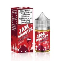 JAM MONSTER SALT - Strawberry 30мл.