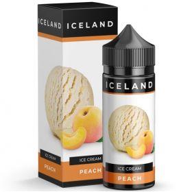 ICELAND - Ice Cream Peach 120мл.