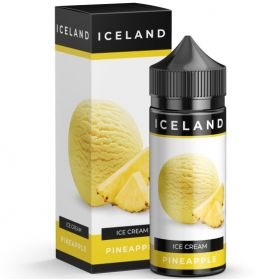 ICELAND - Ice Cream Pineapple 120мл.