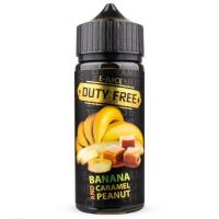 DUTY FREE (B) - Banana and Peanut Caramel 120мл.