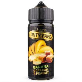 DUTY FREE (B) - Banana and Peanut Caramel 120мл.