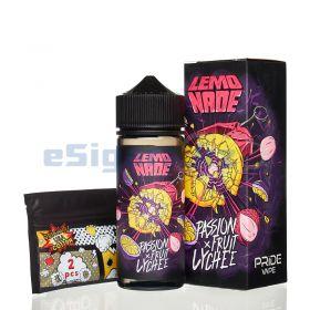 LEMONADE - Passion fruit Lychee 120мл.