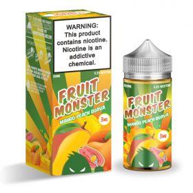 FRUIT MONSTER - Mango Peach Guava 100мл.