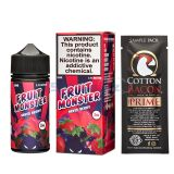 FRUIT MONSTER - Mixed Berry 100мл.