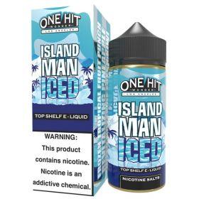 ONE HIT WONDER - Island Man Iced 100мл.