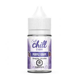 CHILL SALT - Purple Grape 30мл.