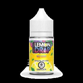 LEMON DROP SALT - Wild Berry 30мл.