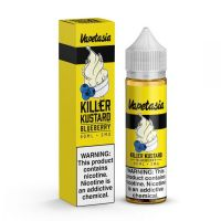 VAPETASIA - Killer Kustard Blueberry 60мл.