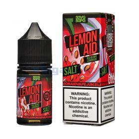 LEMON AID SALT - Red Berry Lemonade 30мл.