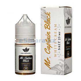 MR.CAPTAIN BLACK SALT - White Cream 30мл.