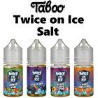Twice On Ice Salt 30мл.