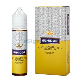 HUMIDOR - Classic Cigarillo 60мл.