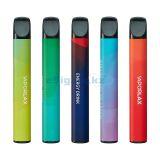 Одноразовая электронная сигарета Vaporlax 600 затяжек 500mah оригинал