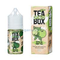 TEA BOX SALT - Apple & Mint 30мл.