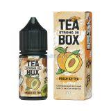 TEA BOX SALT - Peach Ice 30мл.