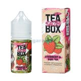 TEA BOX SALT - Strawberry & Basil 30мл.