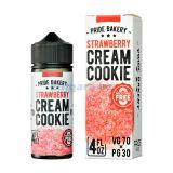 CREAM COOKIE - Strawberry 120мл.